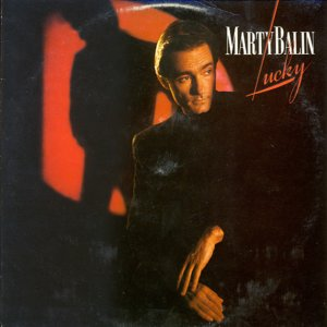 Marty Balin - 1983 Lucky