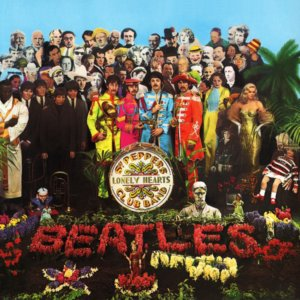 The Beatles - 1967 Sgt Peppers Lonely Hearts Club Band
