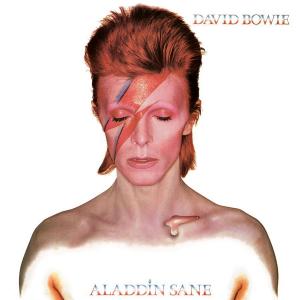 David Bowie - 1973 Aladdin Sane