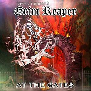 Grim Reaper (Steve Grimmett) - 2019 At The Gates