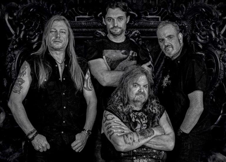 Grim Reaper Band pic 2019