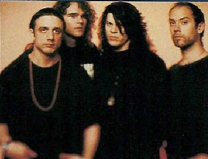 Harem Scarem Band pic 1995