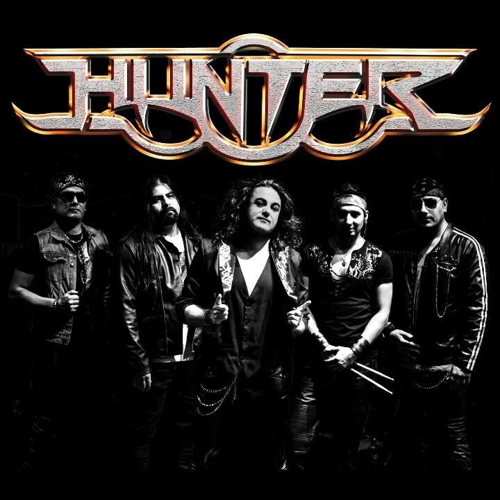 Hunter Band pic 2021