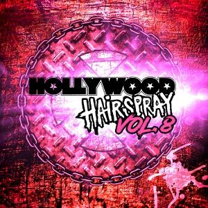 Various Artists - Hollywood Hairspray Volume 8