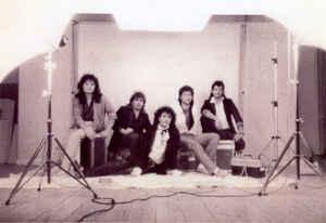 Joplin Hart Band pic 1986