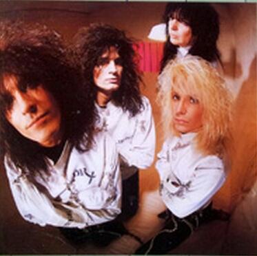 Motley Crue Band pic 1989