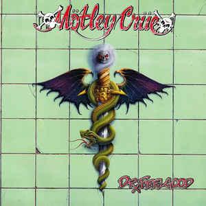 Motley Crue - 1989 Dr. Feelgood