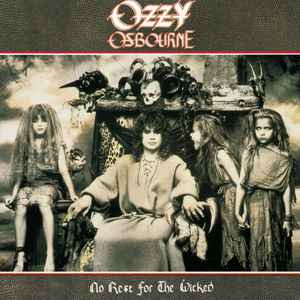 Ozzy Osbourne - 1988 No Rest For The Wicked