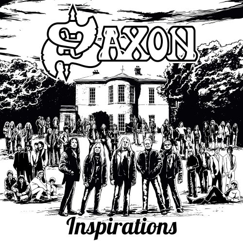 Saxon - 2021 Inspirations (Covers)