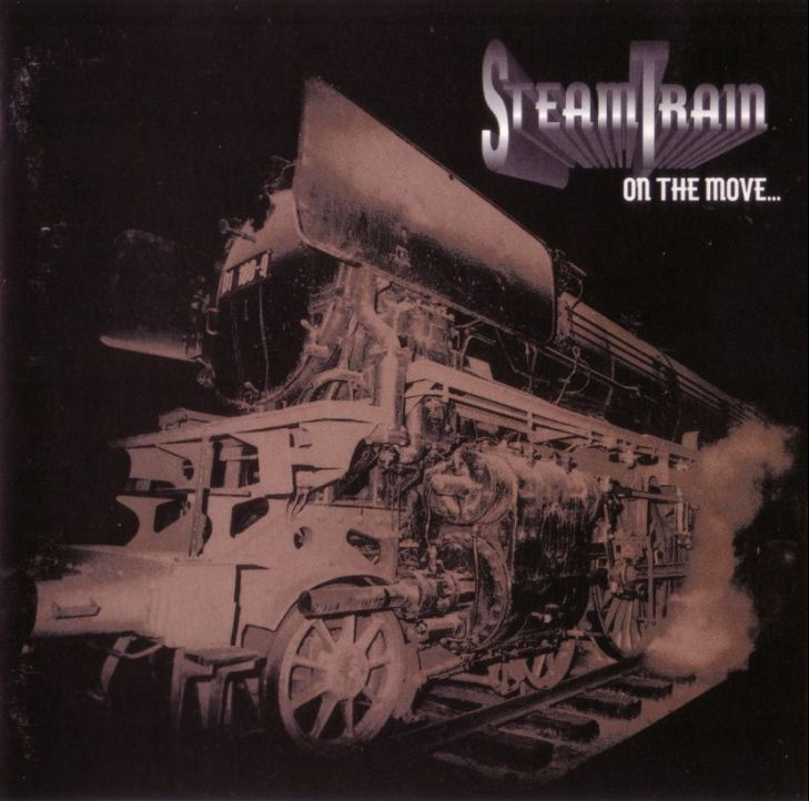 Steamtrain - On The Move