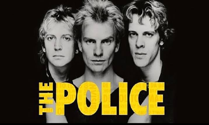 The Police band pic 1978