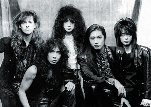 Vow Wow Band pic 1990