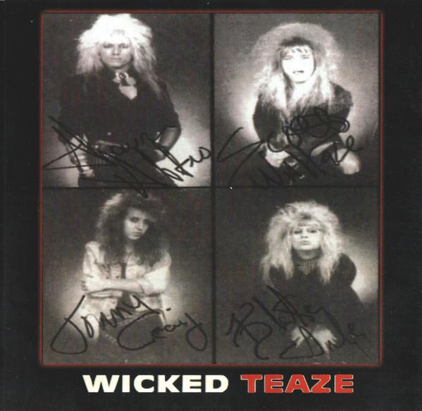 Wicked Teaze - 1988 Wicked Teaze (EP)