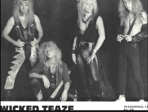 Wicked Teaze Band pic 1988